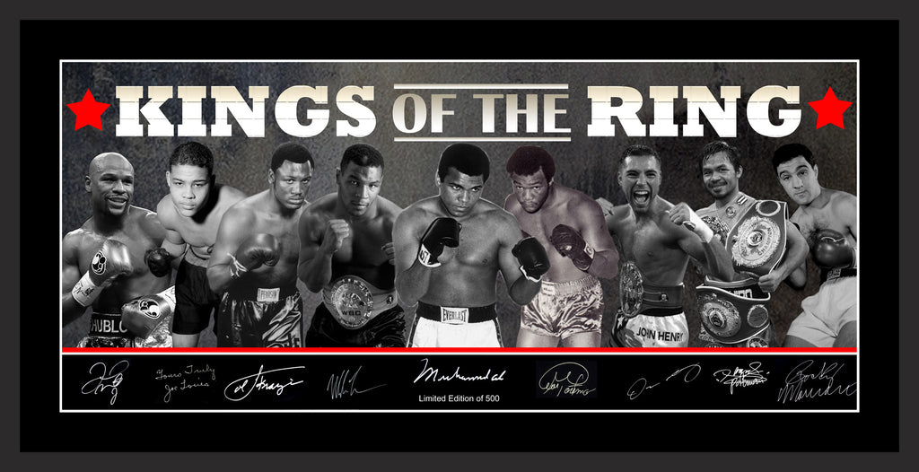 Kings of the Ring Boxing Limited Edition