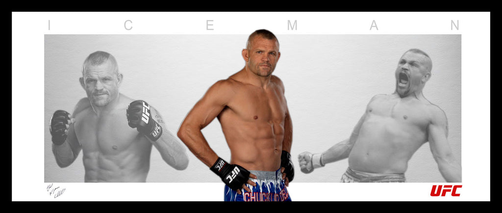 'The Iceman' Chuck Liddell Wings Tribute