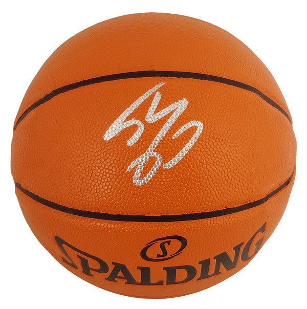 Shaquille O'Neal LA Lakers Signed FULL Size Basketball with Beckett USA Authentication