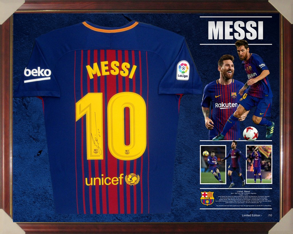 Messi Football Jersey
