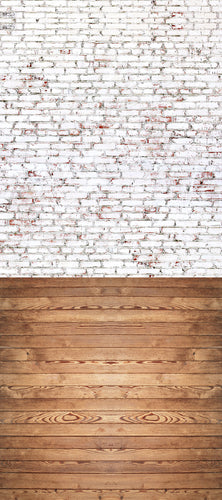 UPGRD RUSTIC WALL AND FLOOR backdrop