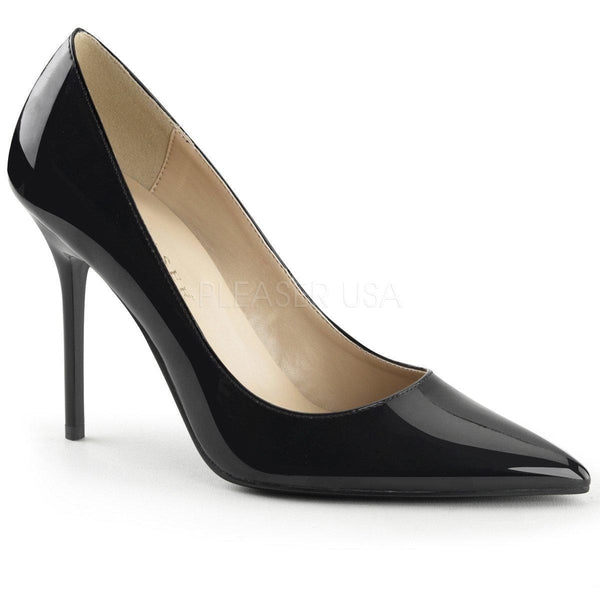 Pleaser Classique-20, Classic Pleaser Platform Pumps - Pleaser Shoes