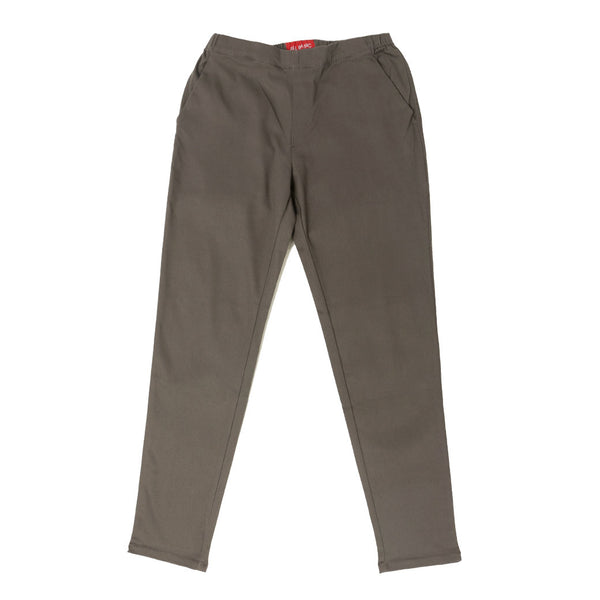 Women Ankle Pants Grey