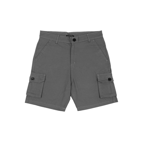 SHORTS CARGO PANTS - GREY