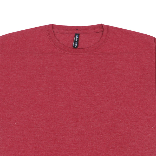 CREWNECK TEES - RED