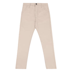 LONG CHINOS PANTS - CREAM