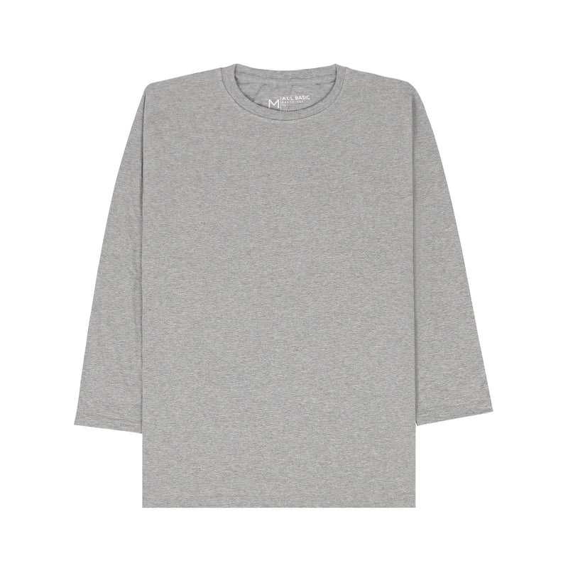 Basic Long Sleeve Tees - Misty