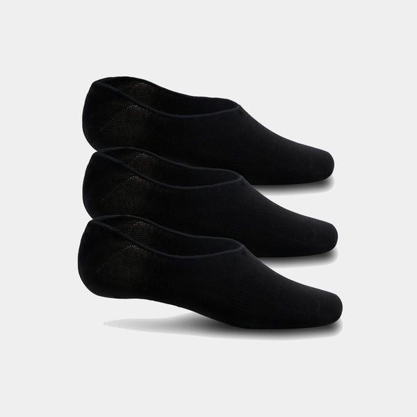 INVISIBLE SOCK - BLACK
