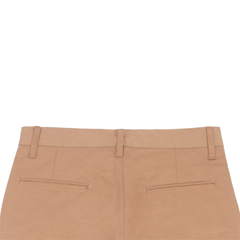 LONG CHINOS PANTS - KHAKI