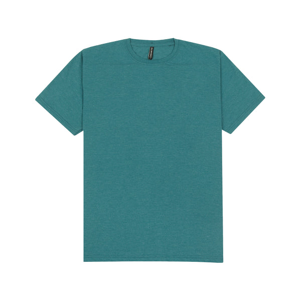 CREWNECK TEES - GREEN