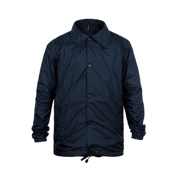 COACHES JACKET - NAVY