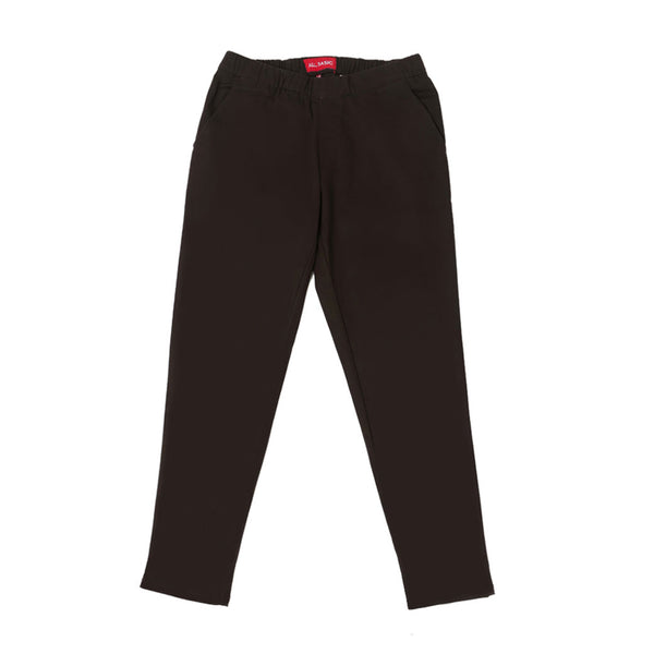 Women Ankle Pants Brown