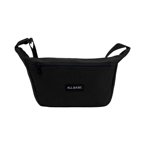 BASIC SLING BAG - BLACK