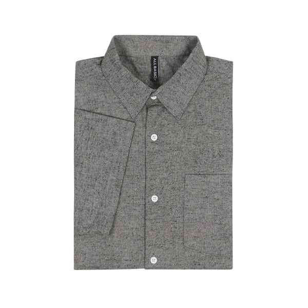 Toyobo Short Sleeve Shirt - Misty