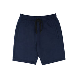 SHORT SWEATPANTS - NAVY