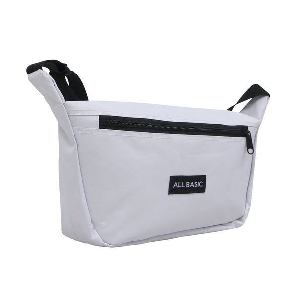 BASIC SLING BAG - WHITE
