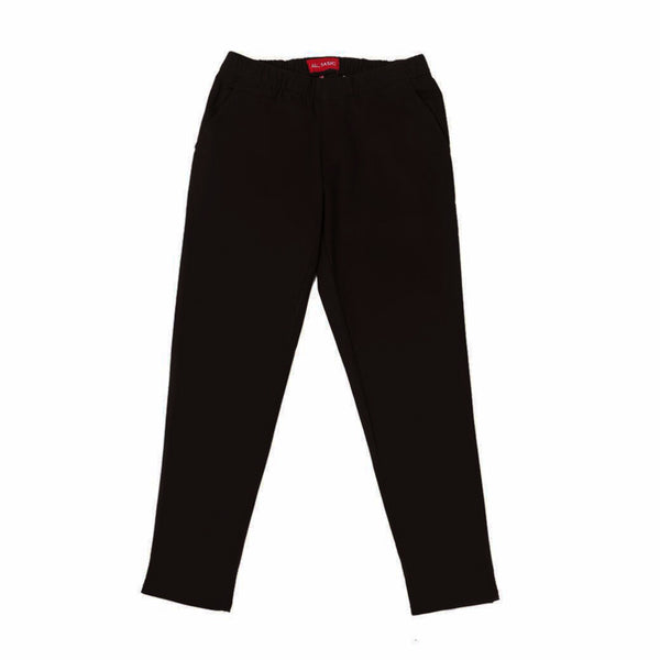 Women Ankle Pants Black