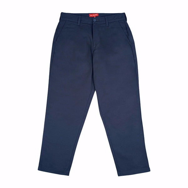 Ankle Pants Navy Blue