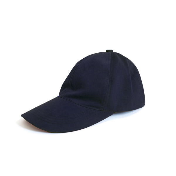 POLO CAP - NAVY BLUE