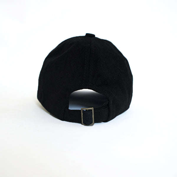 POLO CAP - BLACK