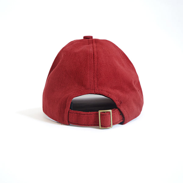 POLO CAP - RED