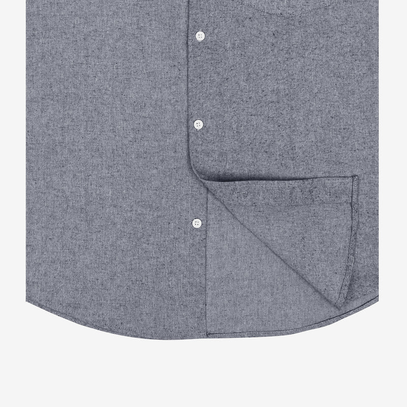 Toyobo Long Sleeve Shirt - Navy