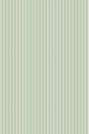 Double Quarter Inch Stripe Cotton Fabric - Grass