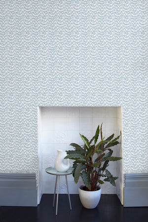 Waterjet Wallpaper - Blue