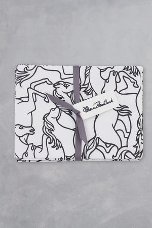 Horses Stampede Pillowcase