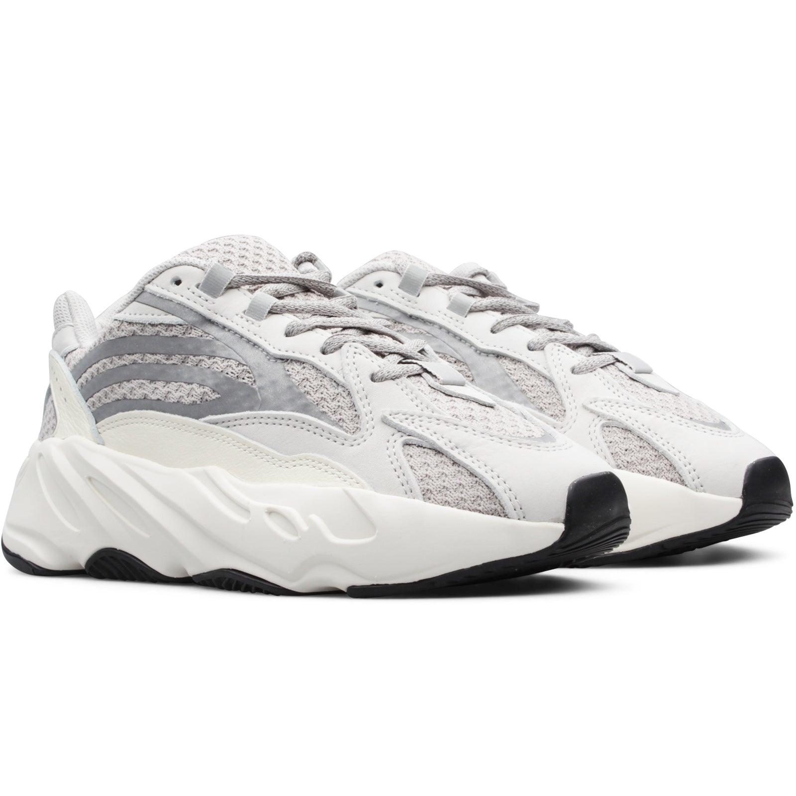 3c39c45f341 The full-length drop in boost midsole provides comfort and stability. Adidas  Yeezy Boost 700 V2