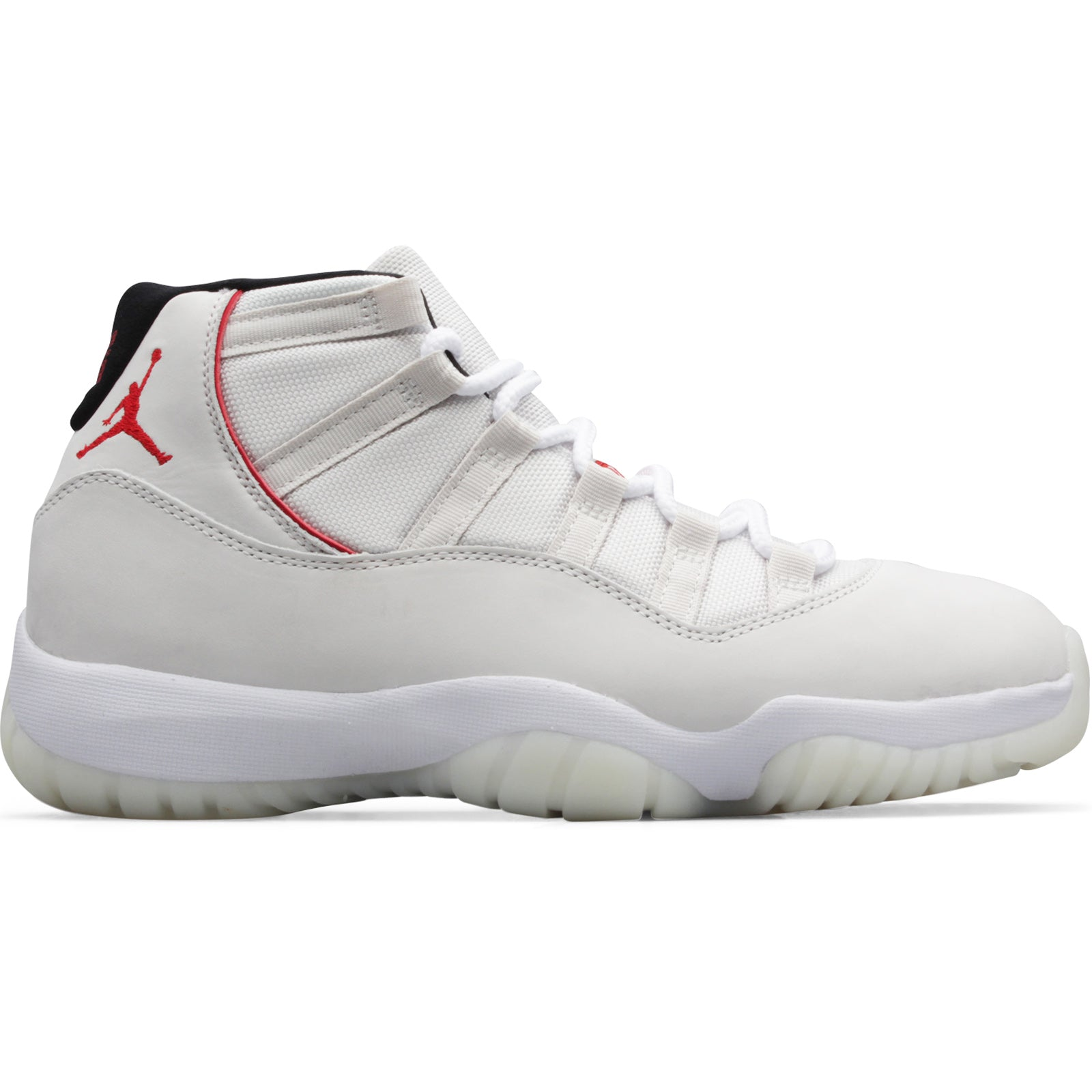 brand new e9f38 d4311 Air Jordan 11 Retro (GS) PLATINUM TINT UNIVERSITY RED-SAIL 378038-016.  Retail   170