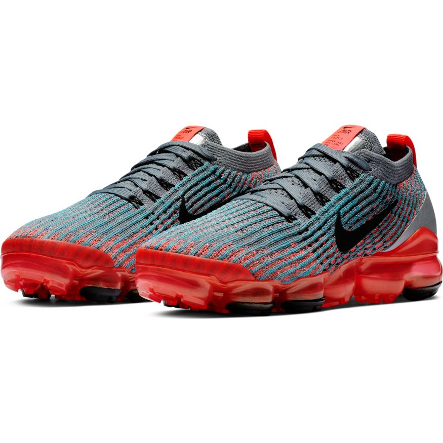 7c85bcccaef Revolutionary VaporMax Air technology keeps a spring in your step with  toe-to-heel cushioning. NIKE WOMEN S ...