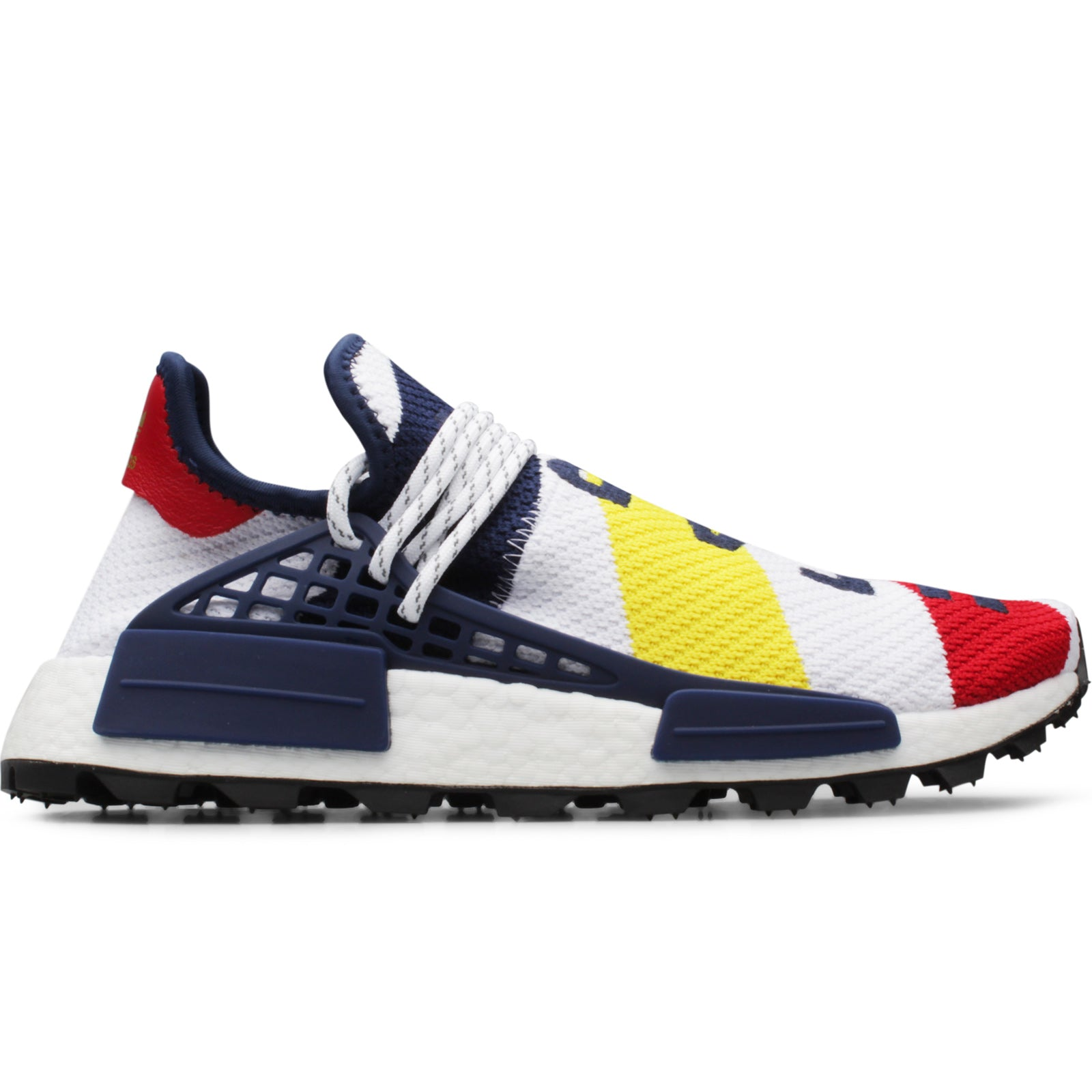 f8097a92f9326 Stitched within the Hu NMD s instantly recognisable primeknit upper are  iconic Billionaire Boys Club logo marks