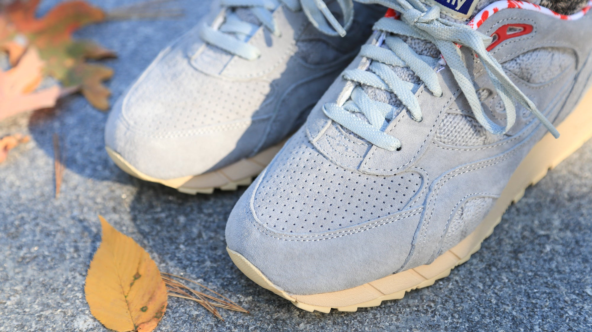 Bodega x Saucony Elite 'Sweater' Pack