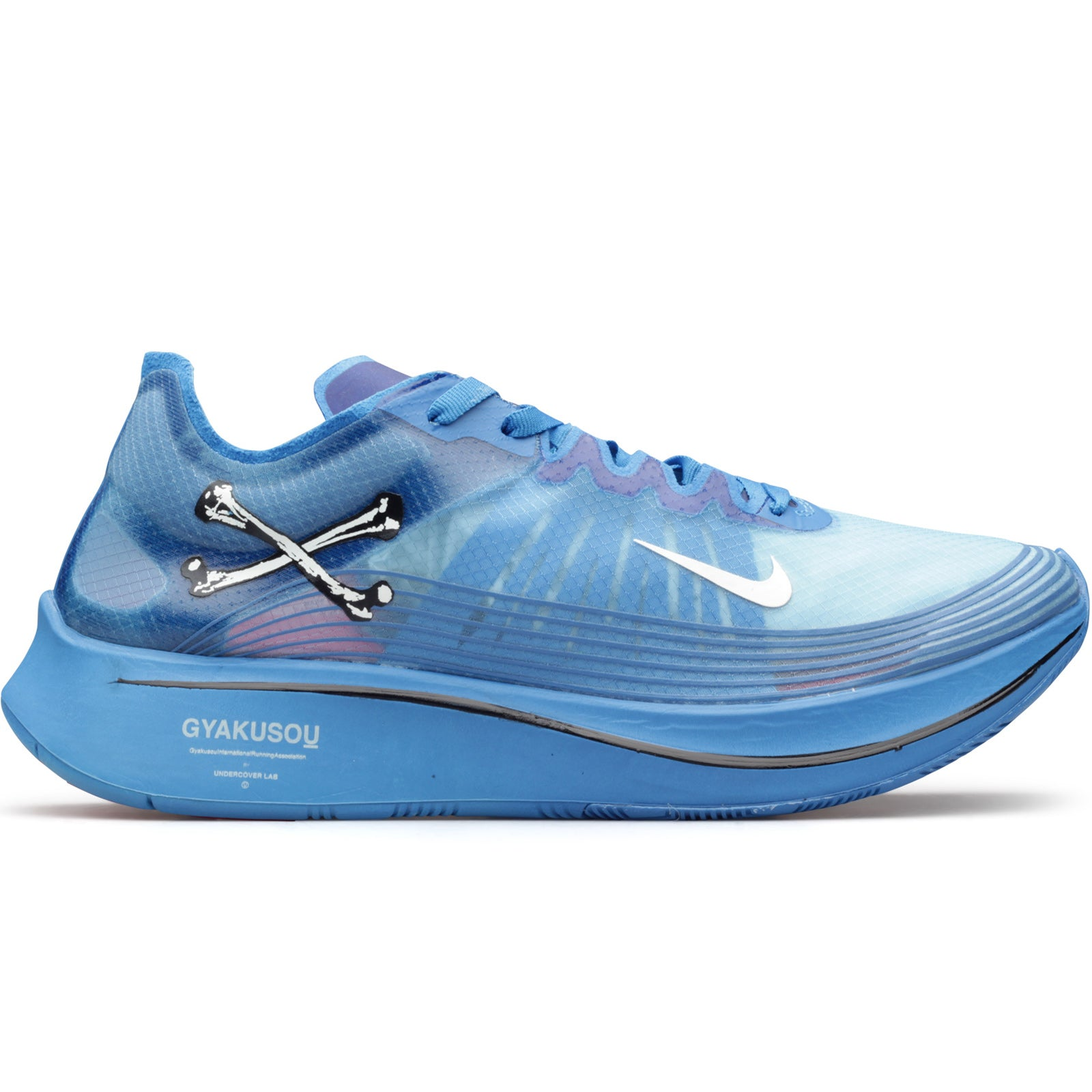 7b8e93c11b75 NIKE Zoom Fly Sp   Gyakusou BLUE NEBULA SAIL-BLACK-UNIVERSITY RED  AR4349-400. Retail   190