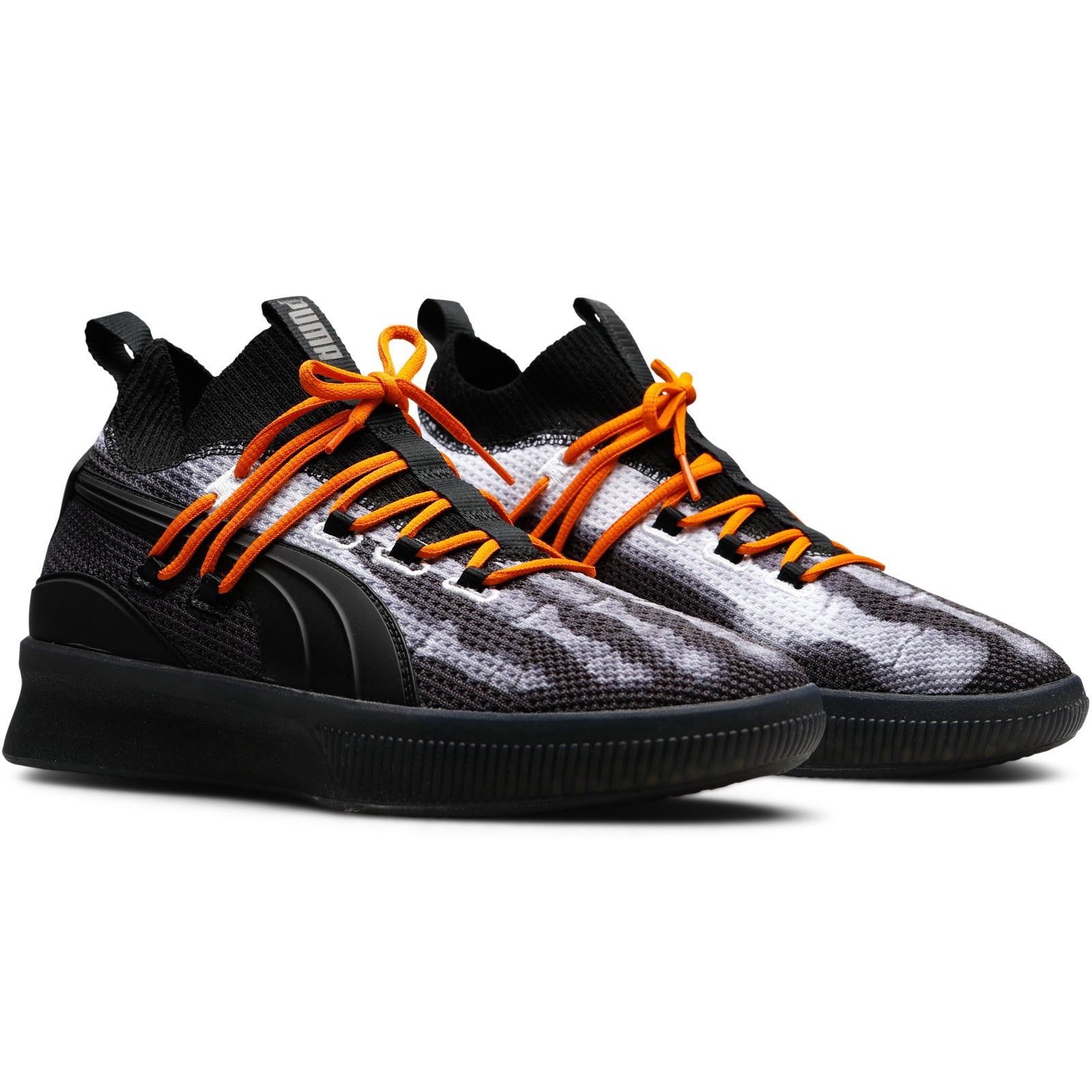 70aa6ab360a Also utilized in the design of the new Puma Clyde Court HW X-Ray is a  hybrid of Puma NRGY and IGNITE technology to ensure maximum cushioning and  support.