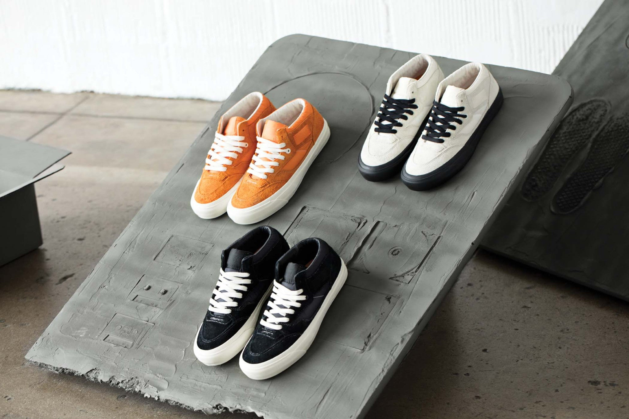 d537bc15 The collection features a Coaches Jacket and Long Sleeve Tees matching back  to the black, orange and white colorways of the footwear.