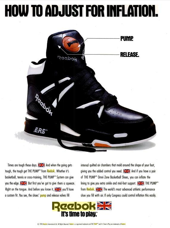 38c97e2a88c6 Bodega s UnOfficial History Of The Reebok PUMP – Bodega