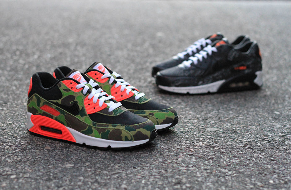 Release Date: Animal Patterns on the Nike Air Max 90 Premium