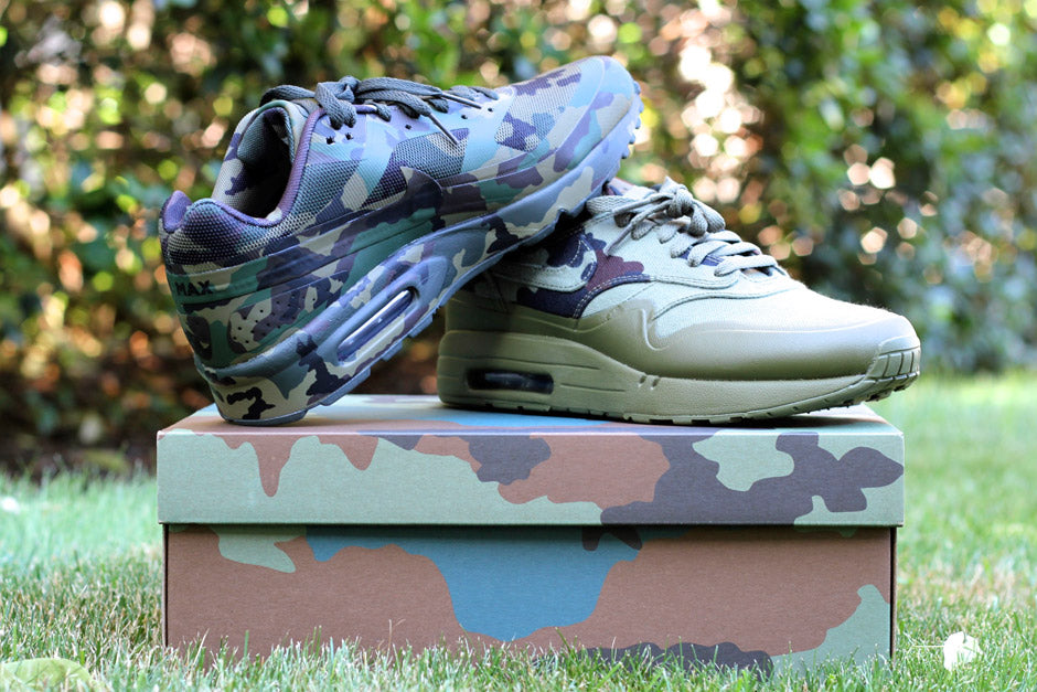 Nike Air Max Camo Collection for SpringSummer 2013