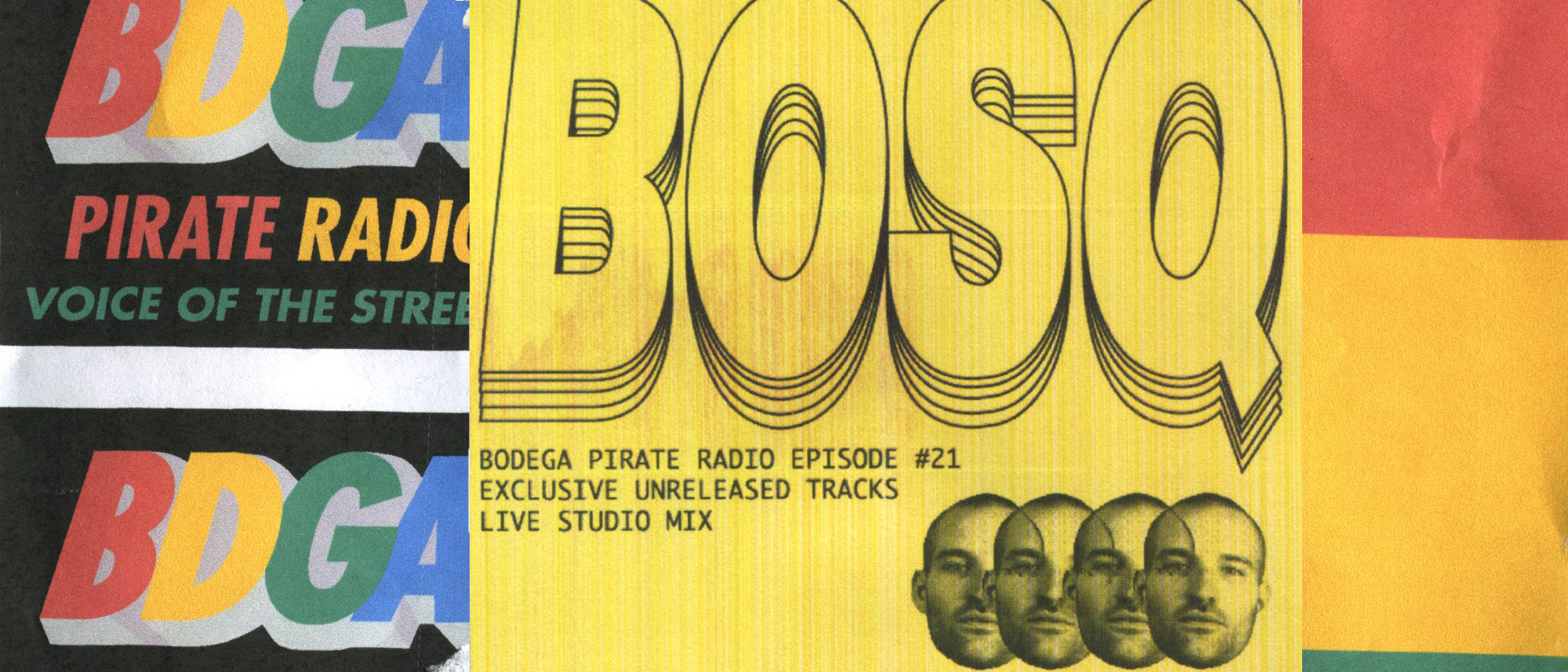 Episode #21: Bosq Live Studio Mix
