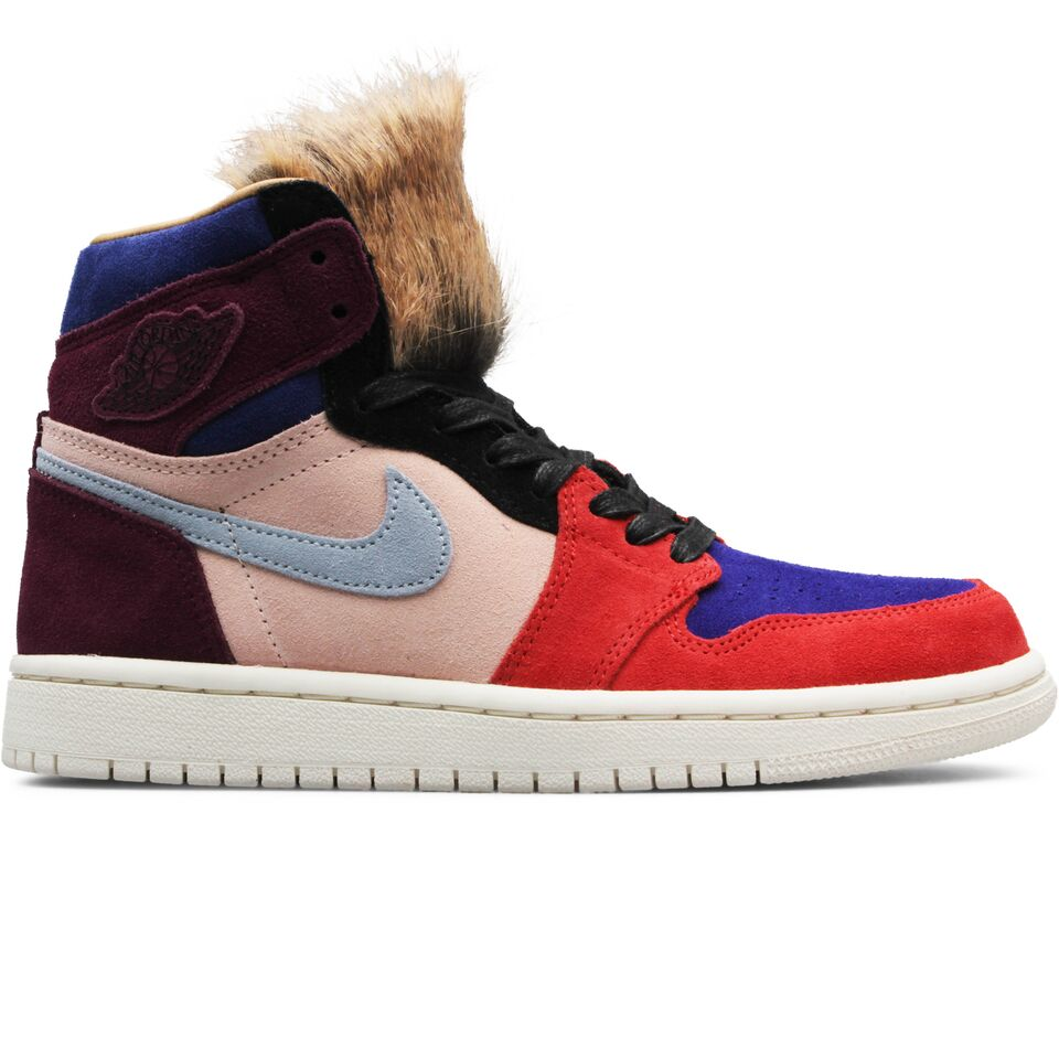 e60ecb9a3ac224 W Air Jordan 1 High OG NRG BORDEAUX SUNSET TINT-RUSH RED-LIGHT ARMORY BLUE  BV2613-600. Retail   160