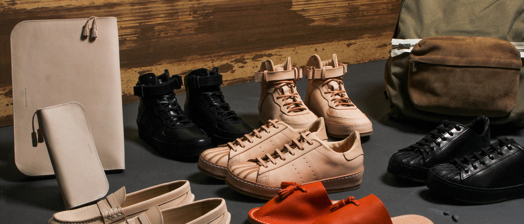 Available Now: HENDER SCHEME [SS17]