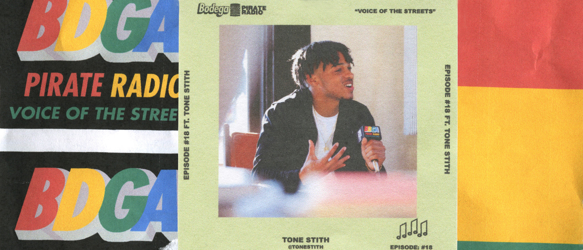 Episode #18: In Conversation - Tone Stith at Bodega LA