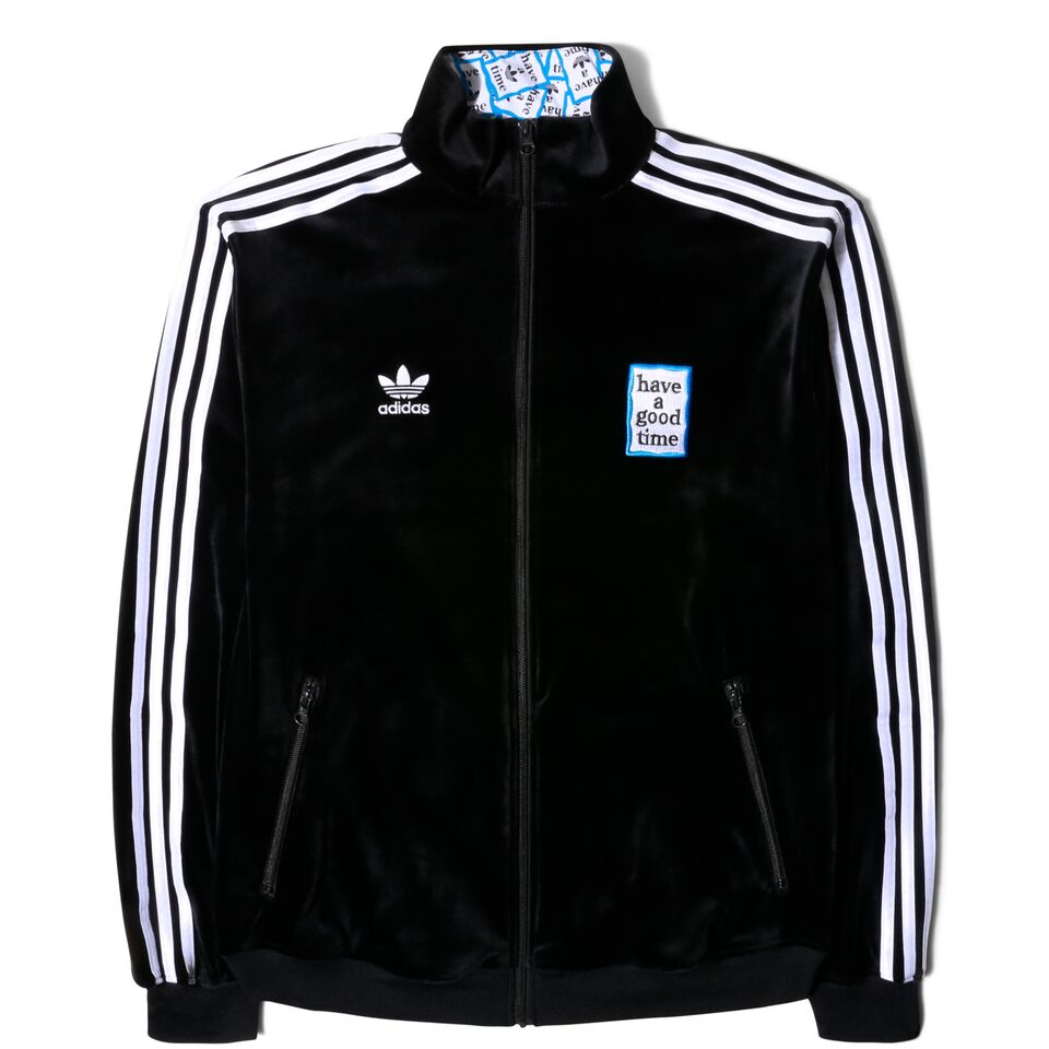 11919: Adidas x Have A Good Time Apparel </p>                     					</div>                     <!--bof Product URL -->                                         <!--eof Product URL -->                     <!--bof Quantity Discounts table -->                                         <!--eof Quantity Discounts table -->                 </div>                             </div>         </div>     </div>     