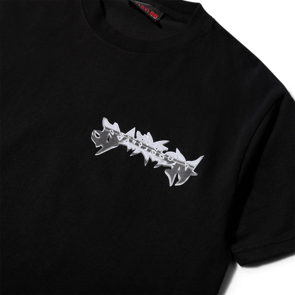 Babylon LA DEATH METAL T-SHIRT Black