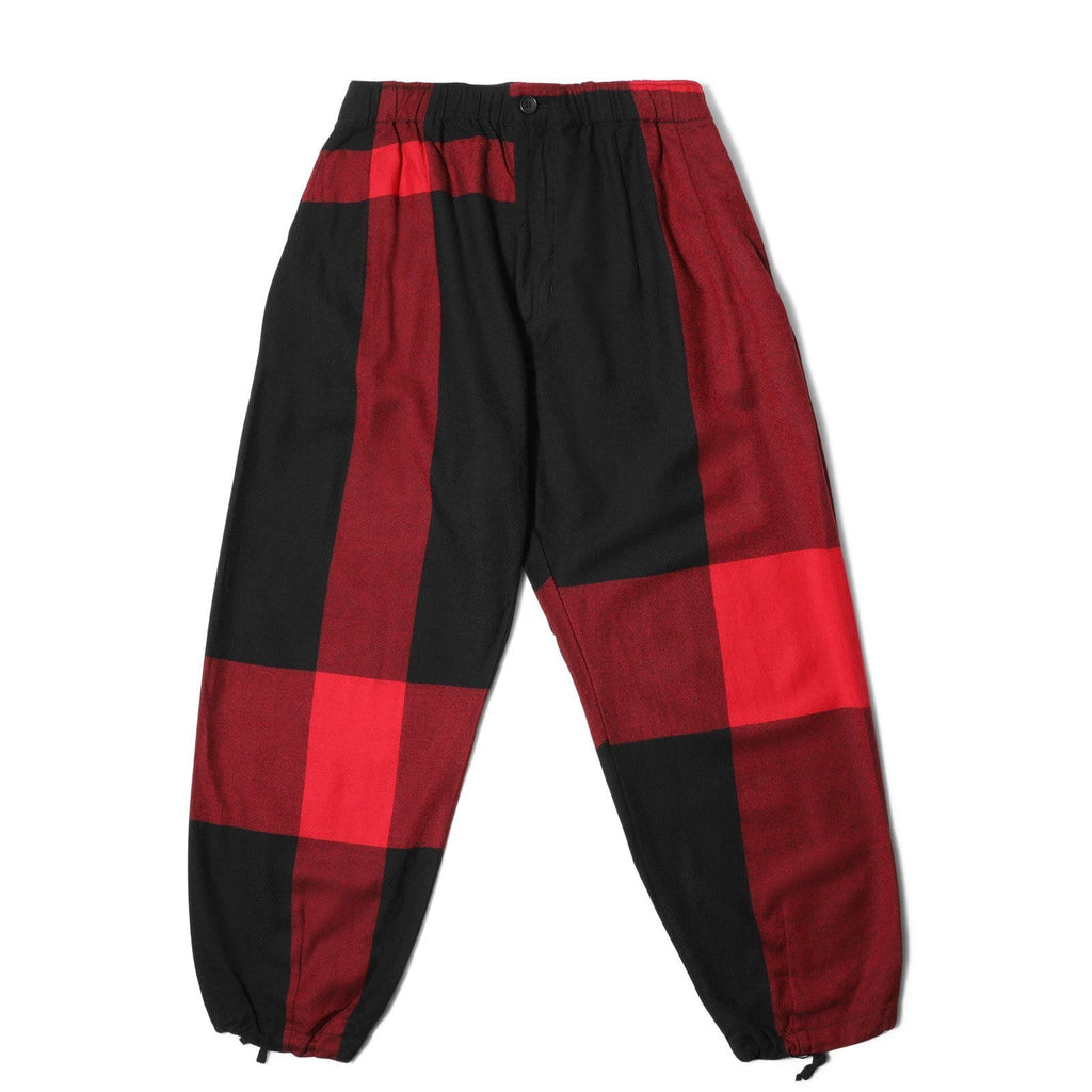 Engineered Garments BALLOON PANT Black Big Plaid