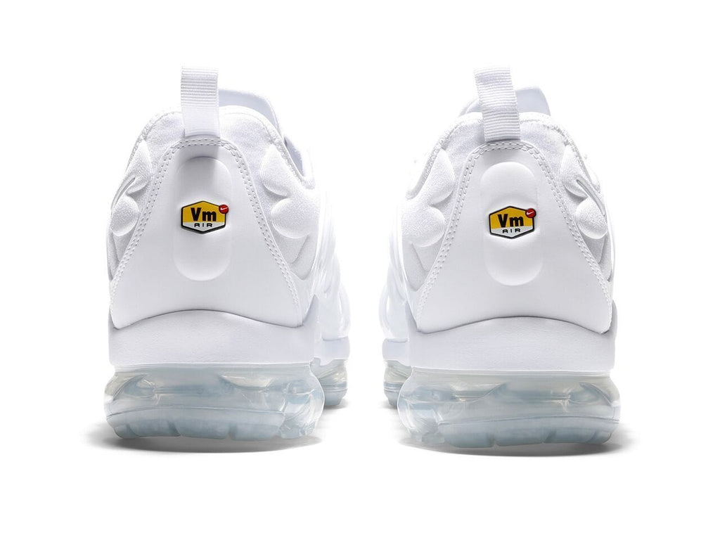 Nike AIR VAPORMAX PLUS White/White-Pure Platinum [100]