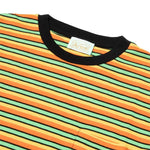 Load image into Gallery viewer, Aries T-Shirts STRIPED POCKET TEE