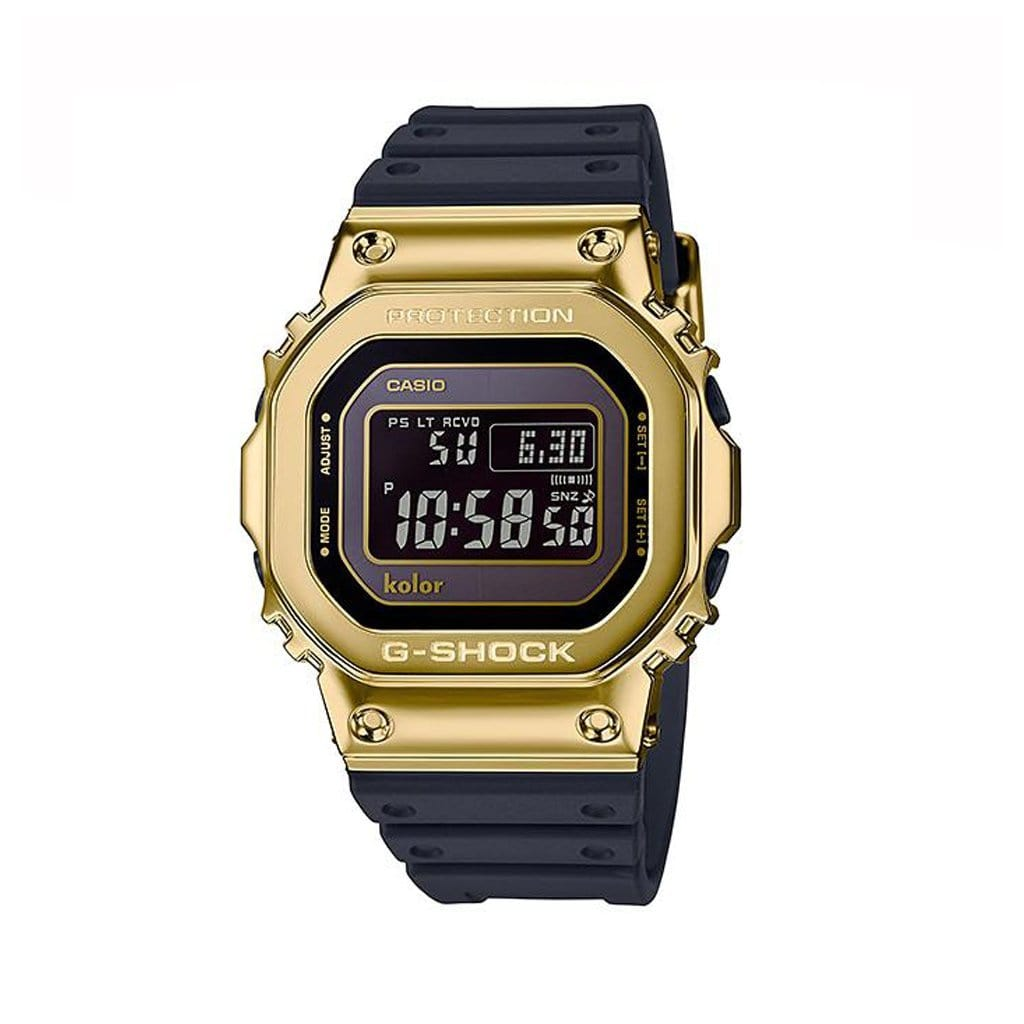 G-Shock X KOLOR GMWB5000KL-9 Black/Gold